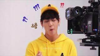 JUNGKOOK (정국 BTS) makes his hyungs laugh!
