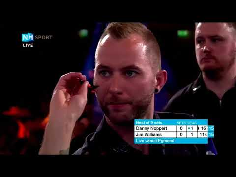 Finder Darts Masters 2017 - Final - Williams vs Noppert
