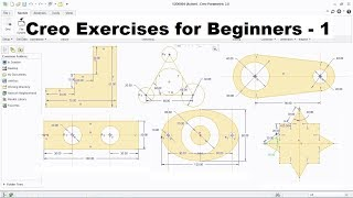 Creo Tutorial For Beginners - Cad Cam Tutorials - TheWikiHow