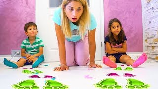 Johny Johny Wash Your Feet I + More Nursery Rhymes & Songs for Children