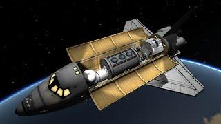 KSP STS-2 SpaceHab (STS-107) Columbia Memorial Flight