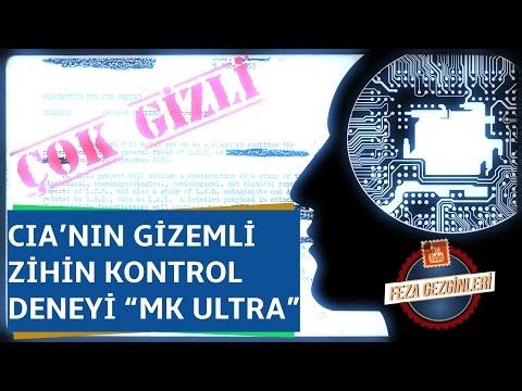 CIA'nın Gizemli Zihin Kontrol Deneyi MK ULTRA projesi