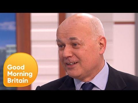 Iain Duncan Smith Rejects Calls for a Second Referendum  Good Morning Britain