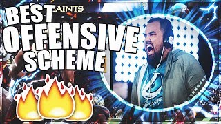 #1 OFFENSIVE SCHEME! BEAT PROBLEM WRIGHT! Madden 19 Offensive Money Plays! Glitchy Offense!