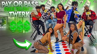 PAY OR PASS FACE TO FACE (TWERK CHALLENGE EDITION)