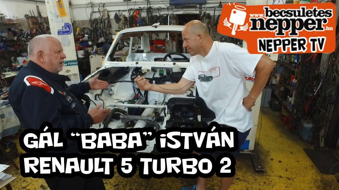 Egy legenda újjá születése, Renault 5 Turbo2