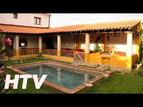 Casa Romana Aqua Libera, Casa rural en Aljucén