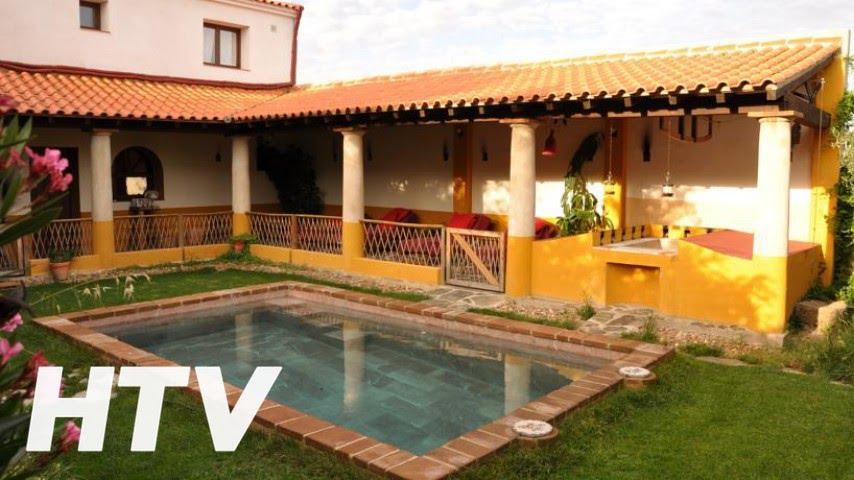 Casa romana aqua libera casa rural en aljuc n youtube - Casa rural en rupit i pruit ...