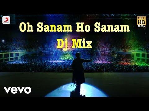 Dhasaavathaaram (Telugu) - Oh Sanam Ho SanamDj Mix Lyric | Kamal Haasan, Asin | Himesh