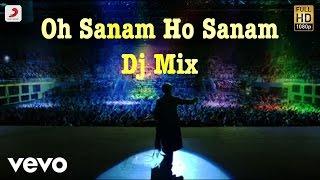 Dhasaavathaaram (Telugu) - Oh Sanam Ho Sanam  Dj Mix Lyric | Kamal Haasan, Asin | Himesh