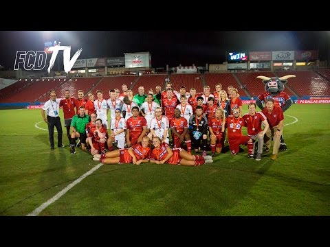 HIGHLIGHTS: FC Dallas SO Team supported by Globe Life vs. Chicago Fire SO Team