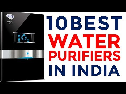 Best Water Purifiers in India with Price | RO Water Purifier
