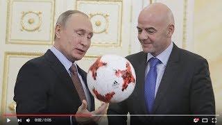 Как ПУТИН прокомментировал ПОБЕДУ СБОРНОЙ   РОССИЯ - САУДОВСКАЯ АРАВИЯ
