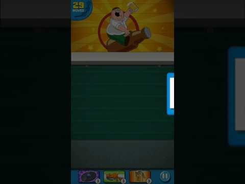 Family Guy Freaking Mobile - Level 34 - 3 Star No Boost Android