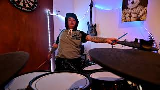 OUTERSPASS- FROSTY {drumcover}