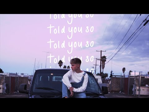 HRVY - told you so (Audio) Mp3
