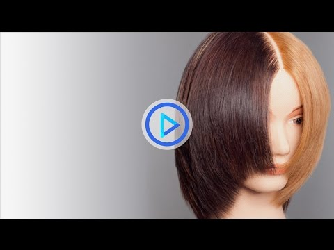 How to colour women's hair -- correcting hair color -- pre-pigmentation Preview - 43