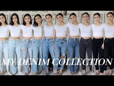 MY DENIM COLLECTION | Petite Options!