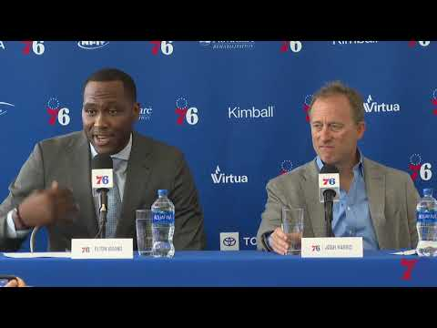 Elton Brand Introductory Press Conference (9.20.18)