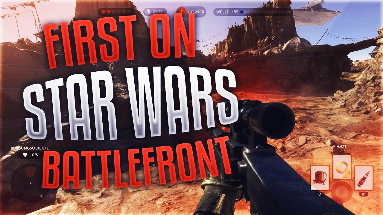 Zero Sreila: First on Star Wars Battlefront! - ▬▬▬▬▬▬▬▬▬ • Read for more • ▬▬▬▬▬▬▬▬▬
