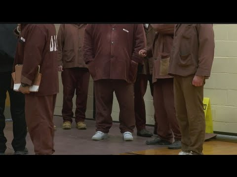 Mercer County prison offers inmates hope through employment opportunities