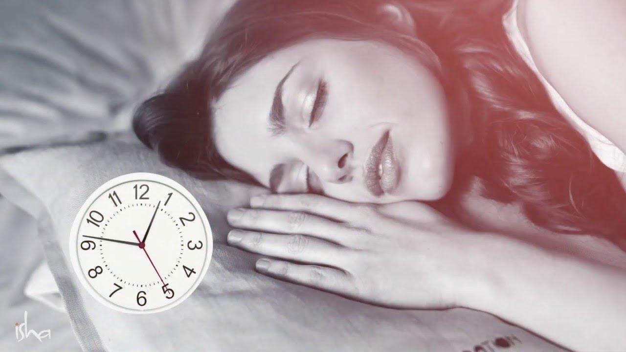 睡得少却睡得好?让内在工程帮你忙!