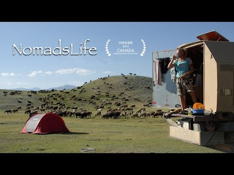 'NomadsLife' - documentary about nomadic tribes