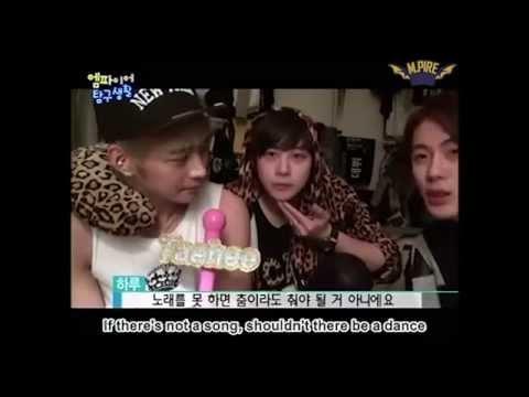 [ENG SUB] M.Pire Show K-pop EP. 01