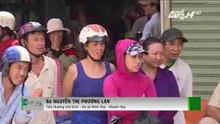 VTC14 | Khánh Hòa: Người dân hoang mang vì nhiều tin đồn thất thiệt sau bão 12