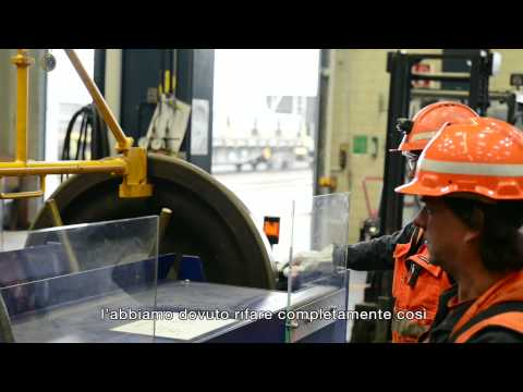 Impianto Di Manutenzione Di FFS Cargo A Dietikon