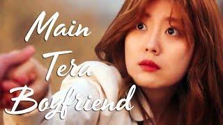 Main Tera Boyfriend || Romantic Video || Korean Drama Mix || Hindi Song