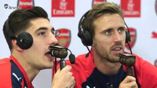 Hector Bellerin & Nacho Monreal |  UnClassic Commentary