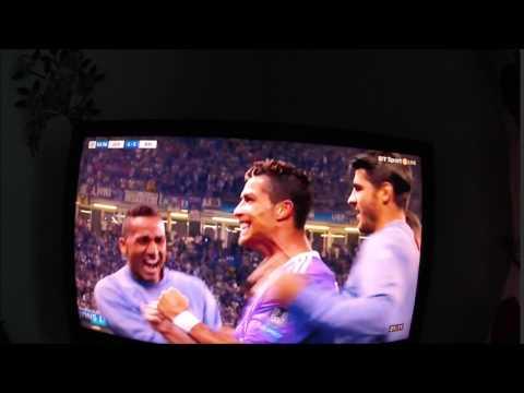 Ronaldo Real Madrid Free Kicks