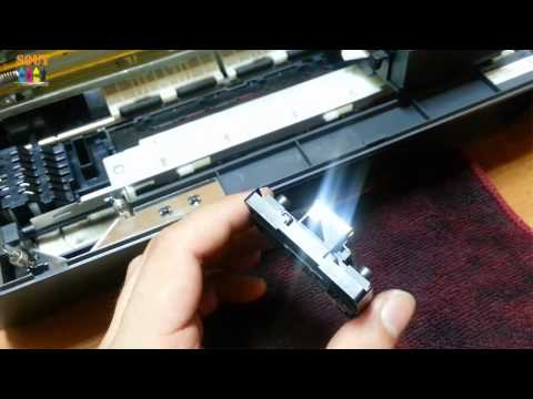 epson stylus c79 профилактика принтера промывка печатающей головки