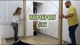 A kínkeserves ágy helyzet - HOMEMAS #12 | Viszkok Fruzsi