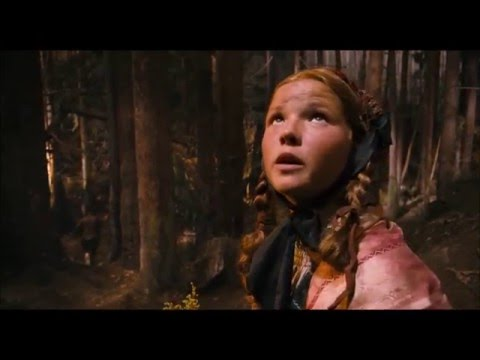 Hansel and Gretel in Gilliam's The Brothers Grimm (2005)