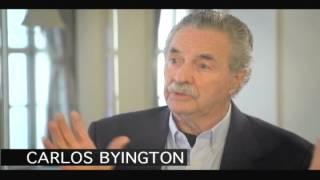 Carlos Byington é o entrevistado no programa Conexão Roberto D