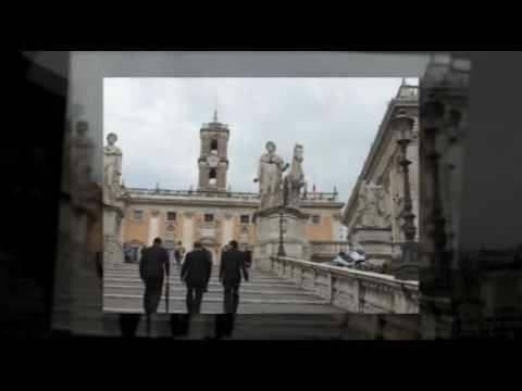 Rome attractions: Capitoline Hill (Campidoglio)
