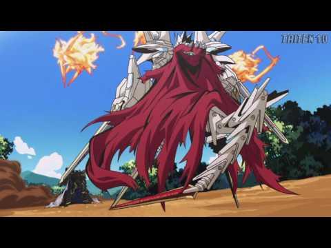 Alphamon VS Jesmon - Digimon Adventure tri. 3: Kokuhaku