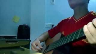 Dấu yêu một thời (Guitar Cover) - Mạnh Quân