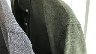 [품질] NOB 캐주얼 버튼다운 옥스포드 남방 셔츠_D…