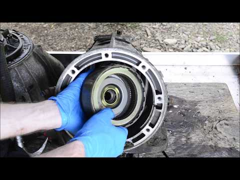 Disassembly Of A Blown Transmission That Lost Reverse