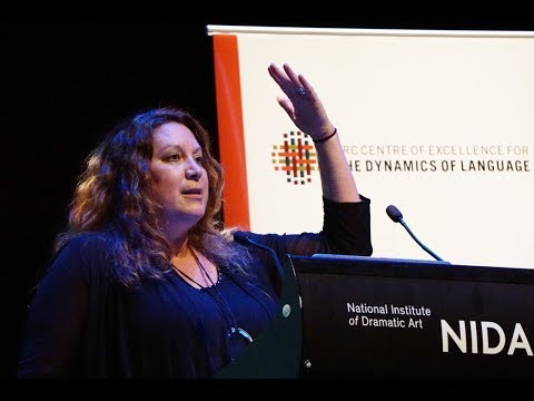 Public Lecture: The Genius Of Australian Indigenous Languages
