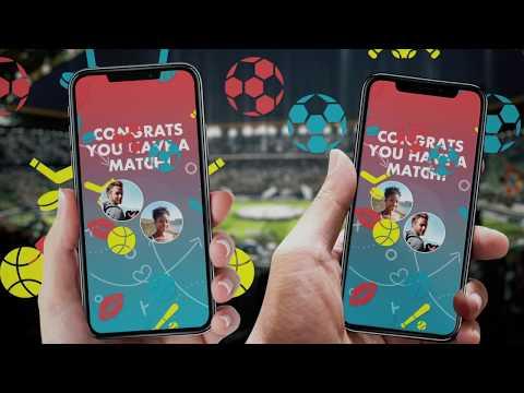 sport dating app