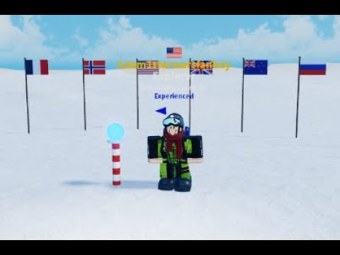 Roblox Expedition Antarctica Tutorial Youtube