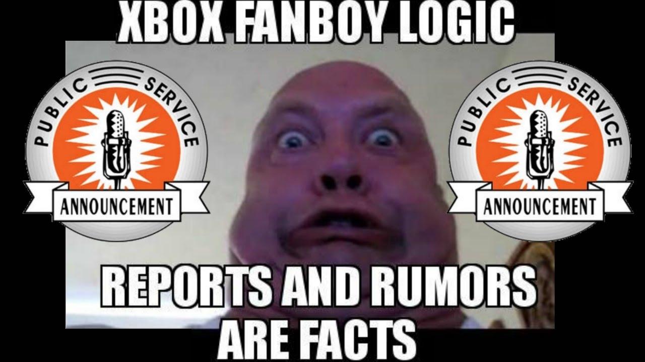 Xbox Fanboys Psa Damage Controlling Idiots Nintendo Sucks Too Lol