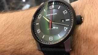 Montblanc TimeWalker Urban Speed date automatic