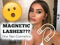 Quick Smokey Eye & Magnetic Lashes - One Two Cosmetics