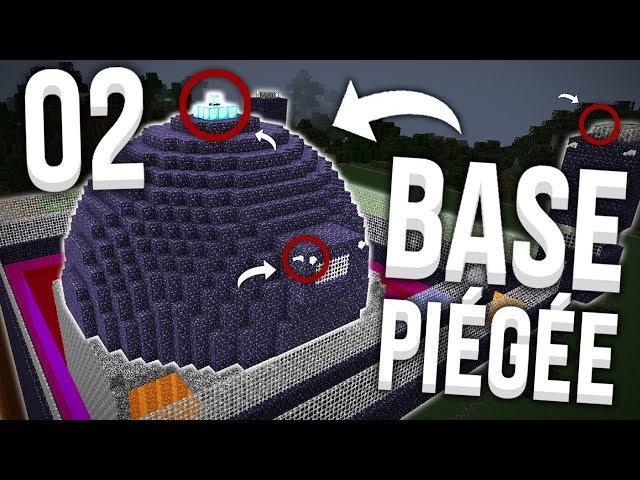 Fuze iii il a cache des pieges dans toute sa base !-protection wars ii-episode 2