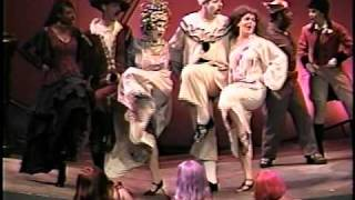 UNCG Opera performs Orpheus in the Underworld